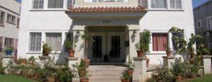 McIntyre House Los Angeles California