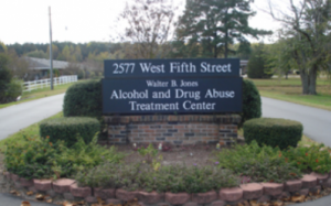 Walter B. Jones Alcohol and Drug Abuse Treatment Center Greenville North Carolina