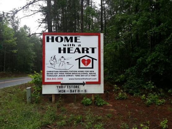Home With A Heart Liberty South Carolina
