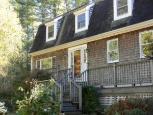 The Brook Retreat Plympton Massachusetts