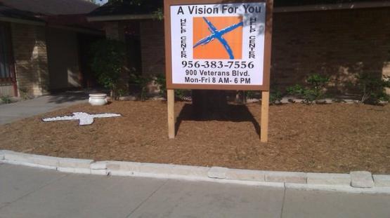 A Vision For You Help Center Edinburg Texas
