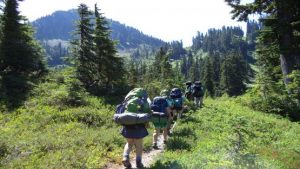 Rites of Passage Wilderness Programs Shelton Washington