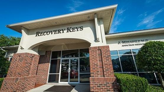 Recovery Keys Jacksonville Florida